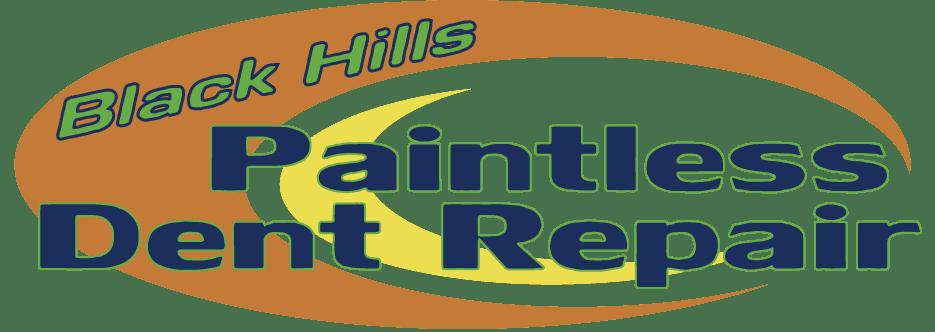 Black Hills Paintless Dent Repair Logo